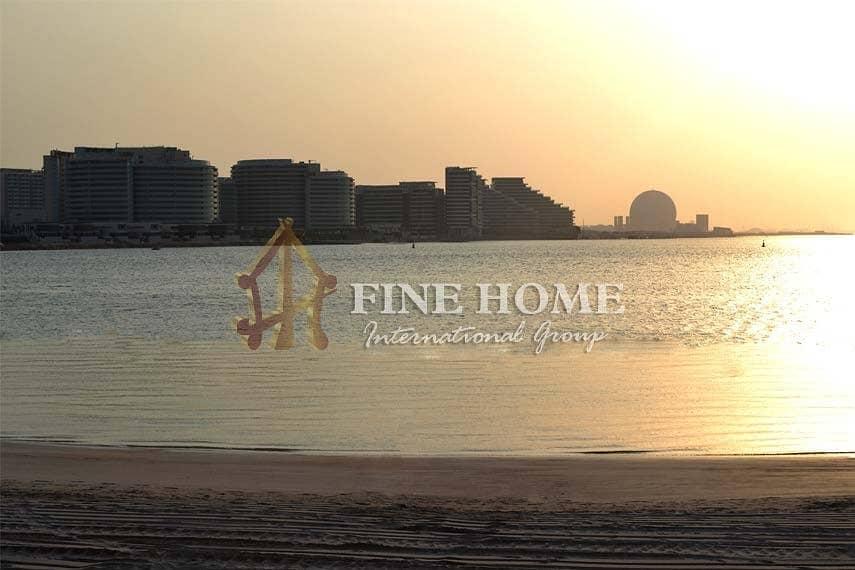 Amazing 4 BR apartment In Al Zeina Al Raha Beach