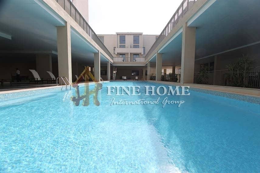 2 Amazing 4 BR apartment In Al Zeina Al Raha Beach