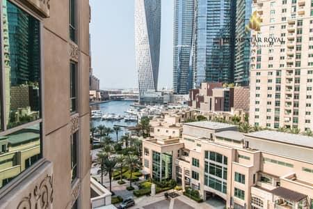 1 Bedroom Flat for Rent in Dubai Marina, Dubai - 1Br+S Apt in Mesk Tower