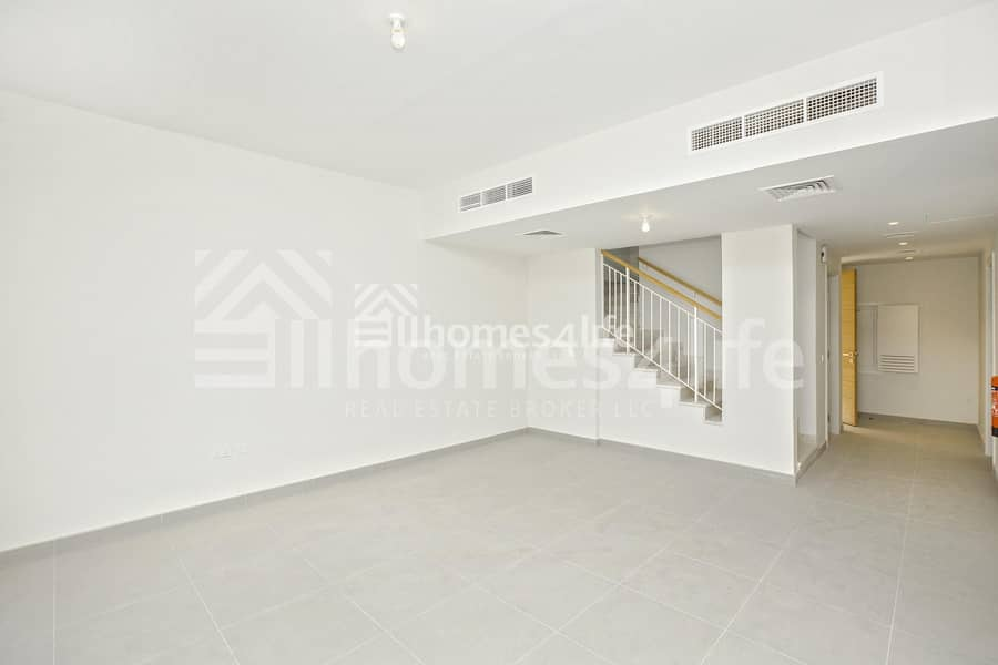 2 Maple | Single Row 3BR + Maids | Ready to Move In