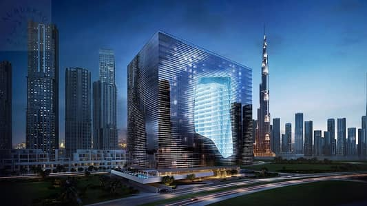 Office for Sale in Business Bay, Dubai - AAA class LUXURY 5 star offices in Business Bay with Burj and Lake view