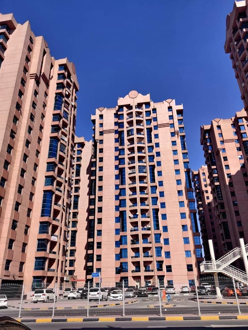 شقة في أبراج النعيمية النعيمية 3 غرف 450000 درهم - 4443469