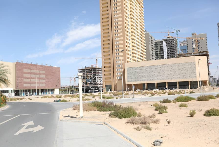 Prime Location | Shell and Core | Space  Available in Ghalia