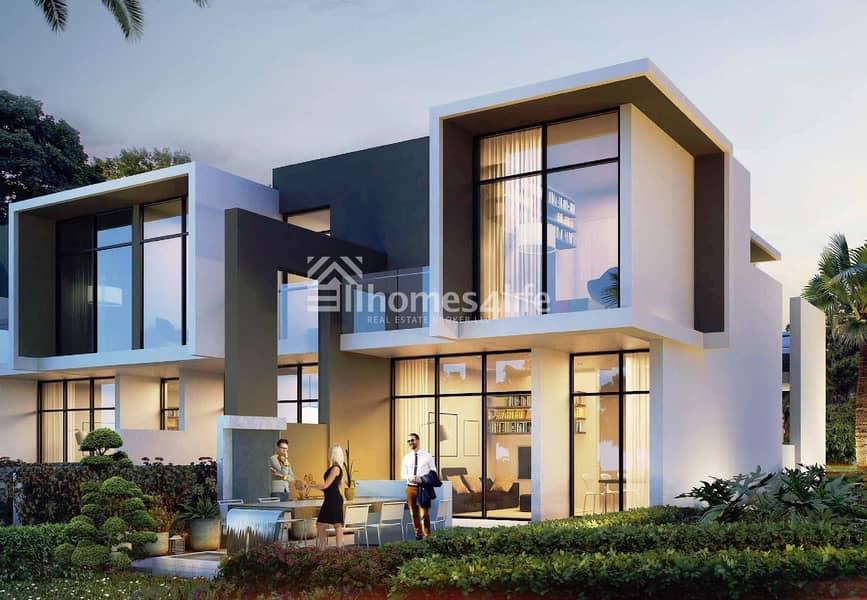 The Cheapest  Villa In Dubai