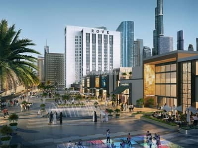 Remarkable New Hotel Investment at Rove City Walk