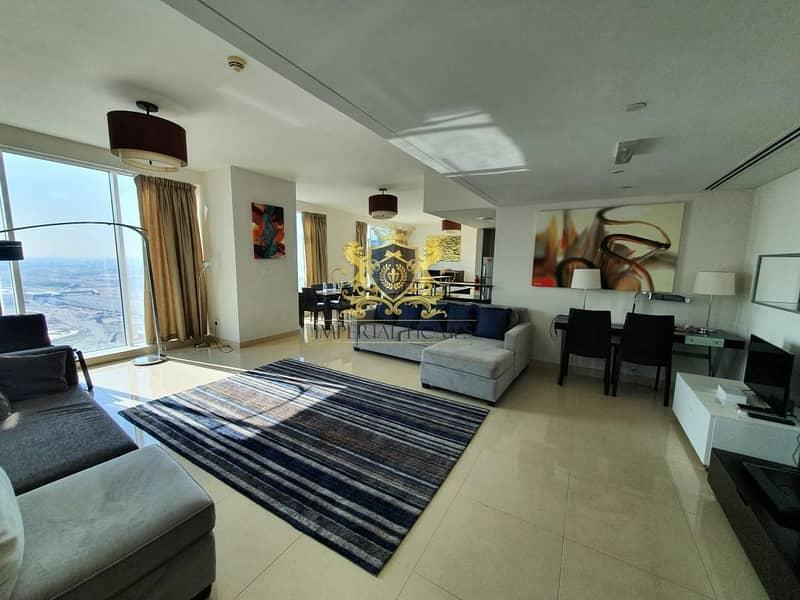 Duplex / Loft : 3 Bed - 2000sqft ( Movenpick Laguna Tower - JLT ) @2m