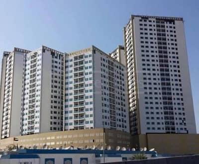 شقة في أبراج لؤلؤة عجمان عجمان وسط المدينة 2 غرف 320000 درهم - 4443892