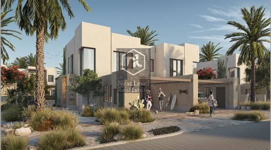 2 Bedroom Villa for Sale in Ghantoot, Abu Dhabi - Luxury Beachfront Community | Many Villa Options | Free hold