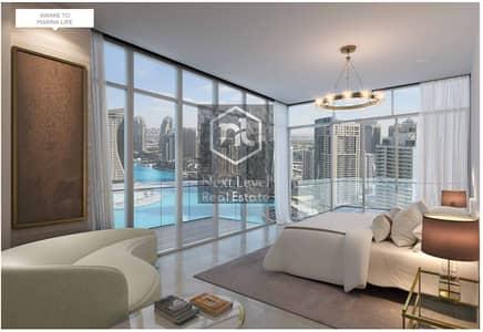 2 Bedroom Flat for Sale in Dubai Marina, Dubai - Book with 10% Marina & Sea View New Apartment in Dubai Marina
