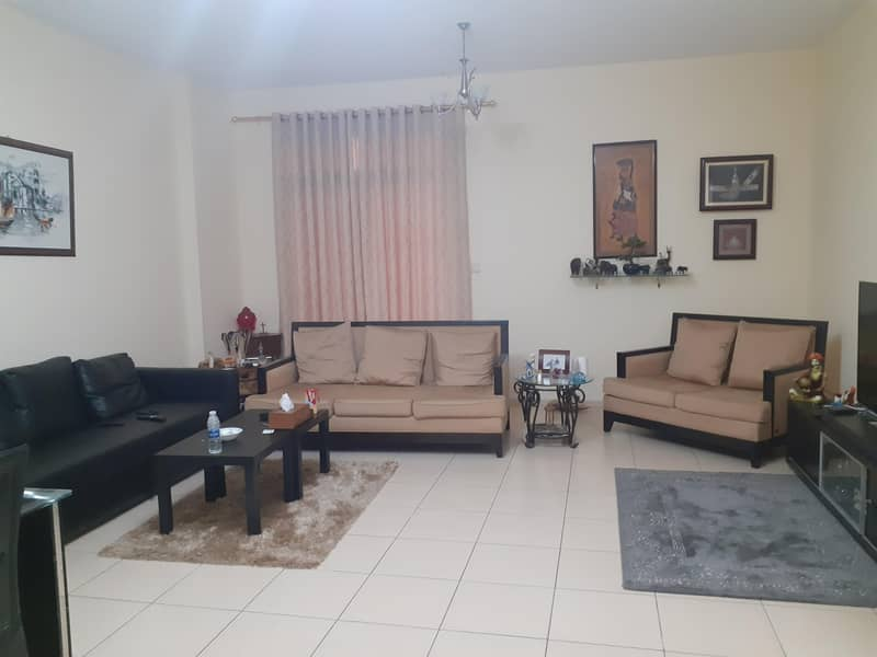 Spacious Three BR+Maid For Sale in LIWAN QUEPOINT Good Offer Low Price AED 800