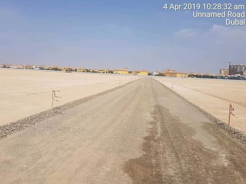 2 Prices Starting from AED 1.4 M|Type B TH Wide Plots !!!