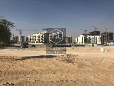 ارض سكنية  للبيع في بر دبي، دبي - Best Location Plot G+14 in SAMA JADDAF FOR SALE