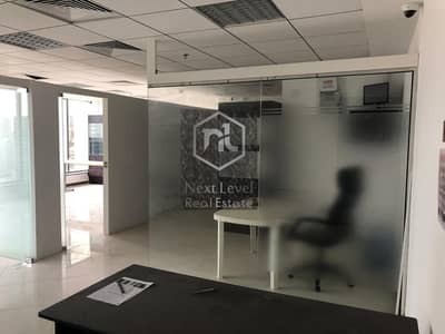 Office for Sale in Jumeirah Lake Towers (JLT), Dubai - GREAT & SPACIOUS  OFFICE....LAKE VIEW.....PRICE NEGOTIABLE