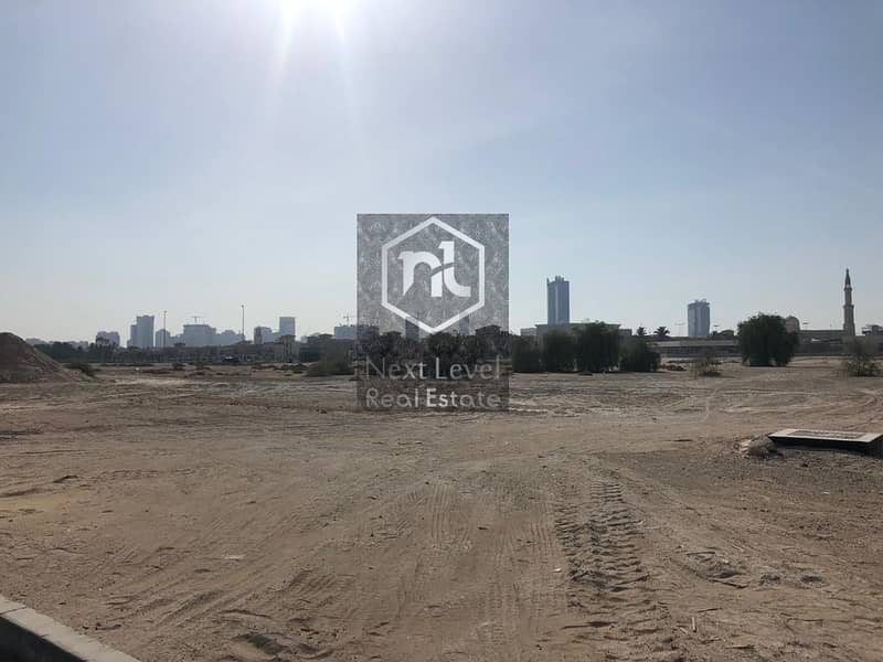 ||Wide and Huge Residential Plot in Majan