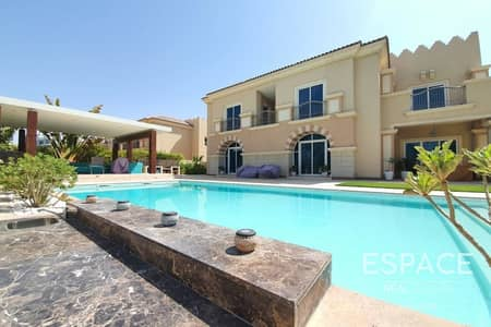 5 Bedroom Villa for Rent in Dubai Sports City, Dubai - Vacant Dec - Incredible External Upgrades
