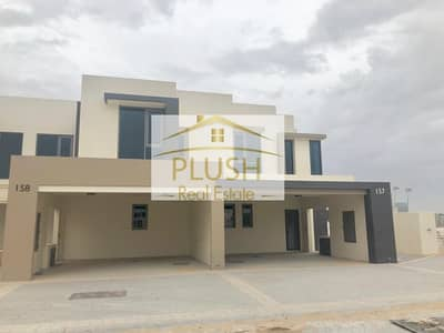 3 Bedroom Townhouse for Sale in Dubai Hills Estate, Dubai - Motivated Seller | Keys In Hand | On Park l Ready Villa l Spacious l Best Price l Best Location