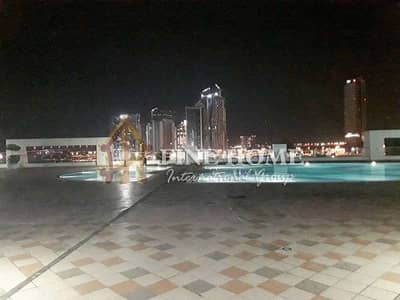 2 Bedroom Flat for Rent in Al Reem Island, Abu Dhabi - Breathtakingly Spaced 1BR +M Apartment
