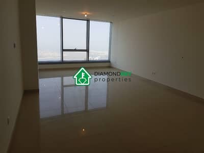3 Bedroom Flat for Rent in Al Reem Island, Abu Dhabi - Biggest 3 Beds with Maids in Sky Tower