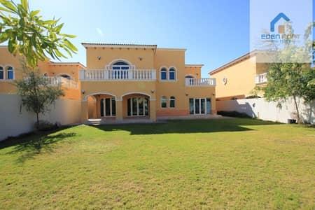 5 Bedroom Villa for Rent in Jumeirah Park, Dubai - Vacant 5 Bhk Villa - District 2 - Jumeirah Park for Rent...