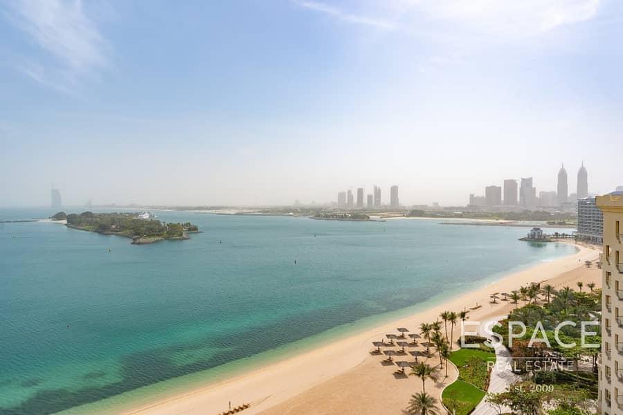 Al Hatimi Bldg 5 | Penthouse | Sea View