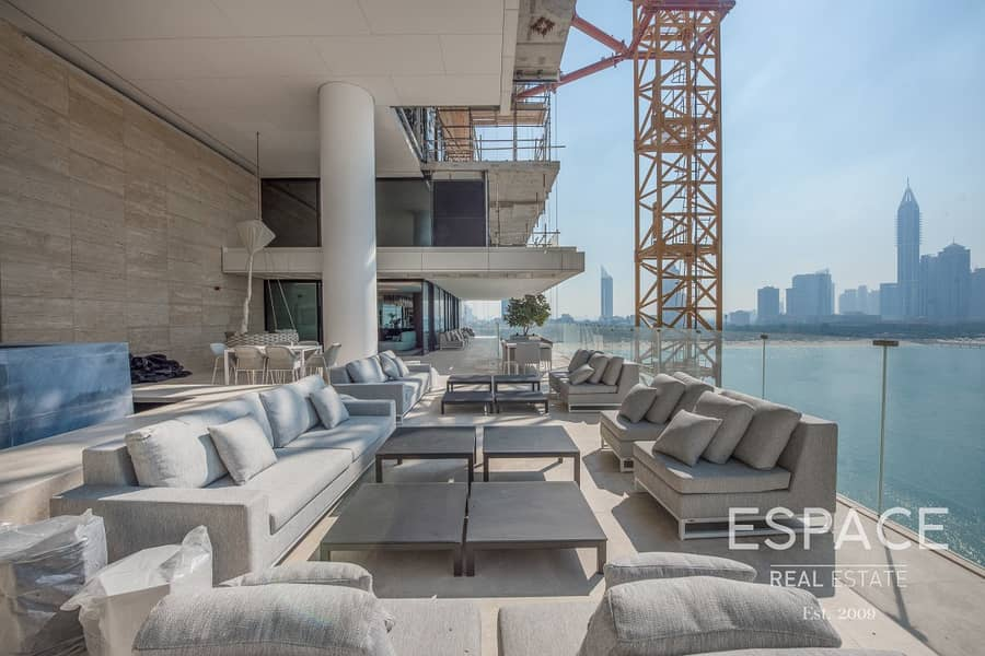 13 Premium Penthouse | Panoramic Sea | Palm