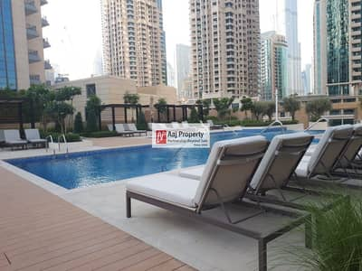 1 Bedroom Flat for Rent in Downtown Dubai, Dubai - LAST UNIT | Close To Dubai Mall | Vida Downtown @105k AED, Multiple Cheques !!