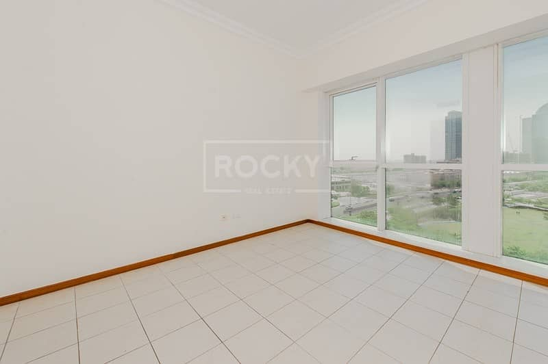 2 Exclusive| Large  2 Bed | Park and Meadows View |  Mag 214 JLT