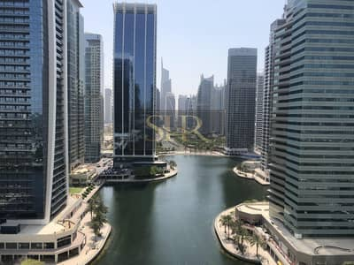 2 Bedroom Apartment for Sale in Jumeirah Lake Towers (JLT), Dubai - FULLY UPGRADED 2PARKING 2B/R+MAID JLT AL SEEF 2