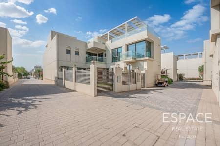 فیلا 4 غرف نوم للايجار في المدينة المستدامة، دبي - Reduced Price - Unique Living - Managed