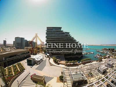 شقة 1 غرفة نوم للايجار في شاطئ الراحة، أبوظبي - Stunningly Spacious 1BR Apartment in Barza !