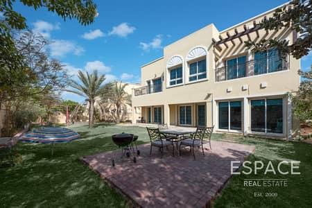 5 Bedroom Villa for Sale in Jumeirah Village Triangle (JVT), Dubai - 4350 Built Up Area | 5BR Villa| Extended