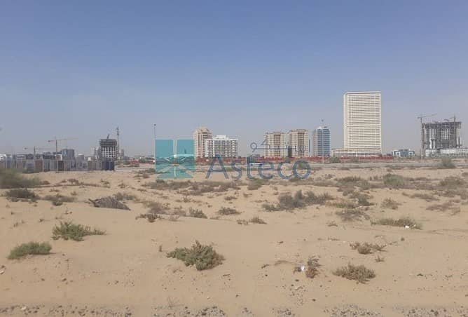 Residential Area For Sale in Dubai Land Residence