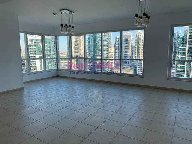 15 4 Chqs Option Panoramic View 2 Bedroom Apartment in Dubai Marina