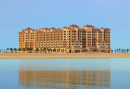 Studio for Rent in Al Marjan Island, Ras Al Khaimah - Wonderful furn sea view Studio in Marjan Resort