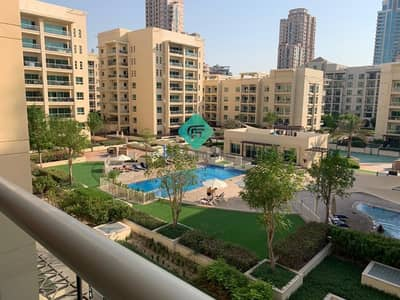 1 Bedroom Apartment for Rent in The Greens, Dubai - 1 Bedroom Hall | Pool View | Bigger Layout