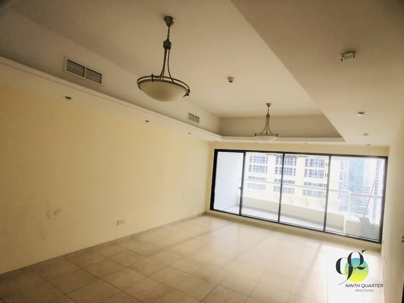 2 Well Maintained Spacious 1Bed with Balcony