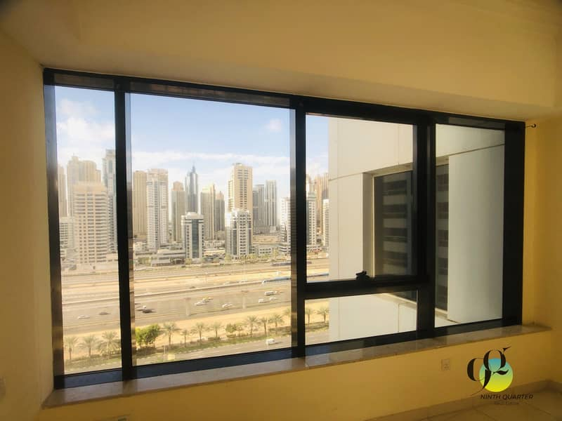 10 Well Maintained Spacious 1Bed with Balcony