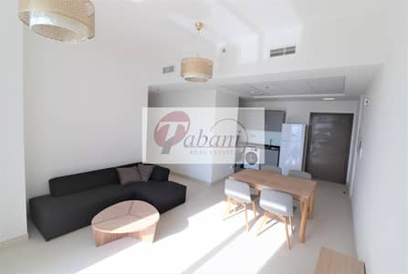 1 Bedroom Apartment for Rent in Al Furjan, Dubai - Chiller Free | Furnished | 12 Chqs Available