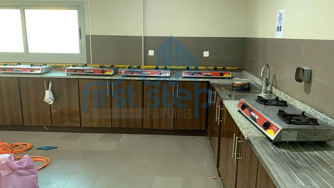 2 Well-Maintained Full Camp for Rent in DIP  2