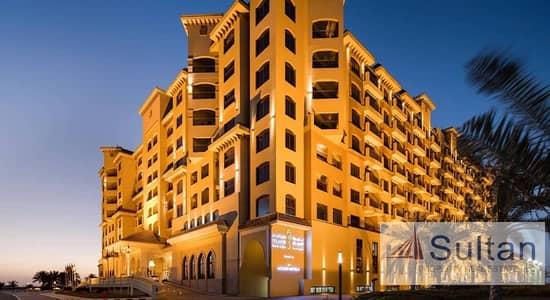 فلیٹ 3 غرف نوم للبيع في جزيرة المرجان، رأس الخيمة - Fully Furnished 3BR Panoramic Sea View Al Marjan resort &  Spa