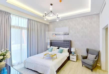 2 Bedroom Flat for Sale in Jumeirah Village Circle (JVC), Dubai - PAY 20% AND TAKE THE KEYS. STAY LIKE A ROYAL IN YOUR OWN LUXURY HOME ! 5 YEARS POST HANDOVER PLAN