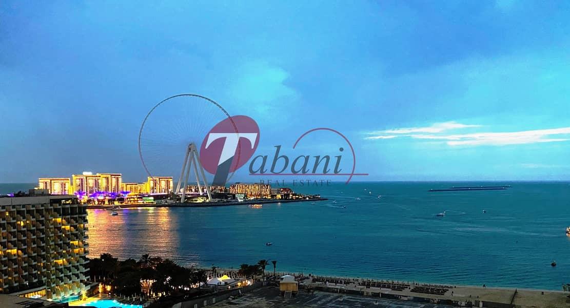 2 Exclusive - Sea View - Brand New - Best Price - Spacious Layout