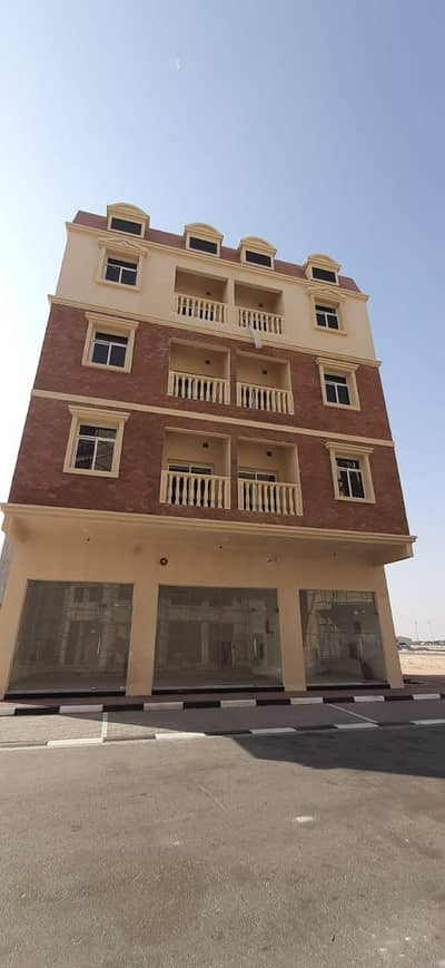 Building for Sale in Al Jurf, Ajman - Brand new G+3  building available for sale in Al Alia Ajman