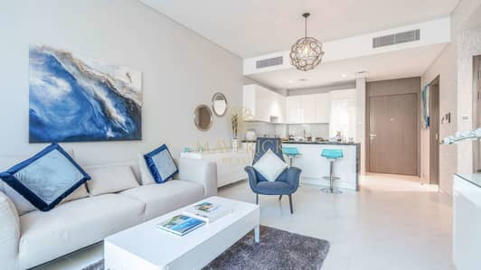 1 Bedroom Apartment for Sale in Mohammad Bin Rashid City, Dubai - Furnished | DLD Waiver | 3Yr Service Charge Free