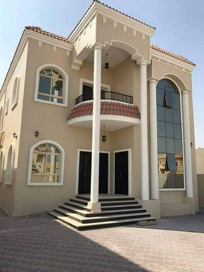 Excellent villa brand new for rent in Ajman