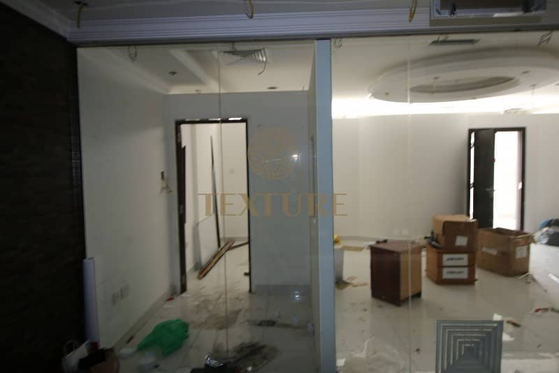 Semi fitted Retail for Rent AED 88K per Year