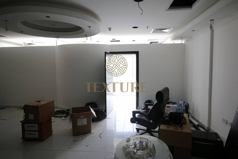 2 Semi fitted Retail for Rent AED 88K per Year