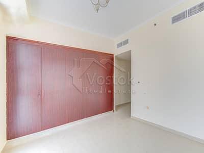شقة 2 غرفة نوم للايجار في دبي مارينا، دبي - شقة في برج دي إي سي دبي مارينا 2 غرف 75000 درهم - 4445582