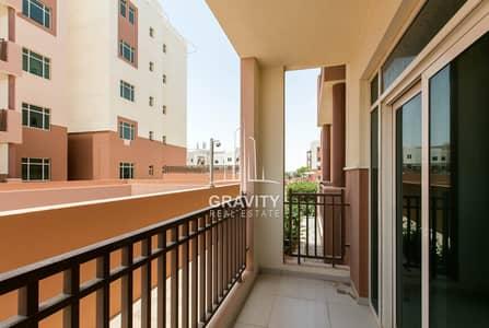 فلیٹ 1 غرفة نوم للبيع في الغدیر، أبوظبي - شقة في الغدیر 1 غرف 450000 درهم - 4445733