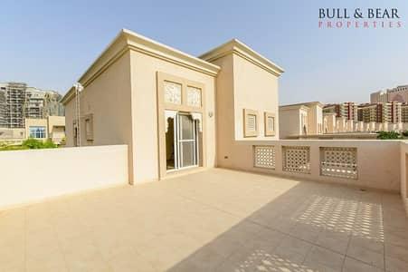 فیلا 5 غرف نوم للايجار في واحة دبي للسيليكون، دبي - فیلا في فلل السدر واحة دبي للسيليكون 5 غرف 168000 درهم - 4386480